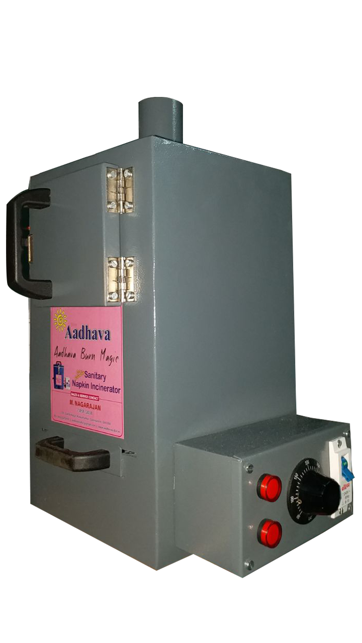Sanitary napkin destroyer in Coimbatore
